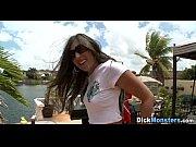 Видео где девушка матаеи волосы на сиськи