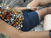 Picture Novinha alisando meu pau