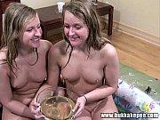 Twins Enjoy a Bukkake and Golden Showers Part 1...