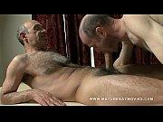 Sexo gay com coroas safados