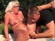 Picture Granny Outdoor Sex