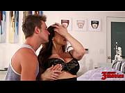 Грудастая мать с сыном порно инцест видео
