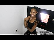 Picture Petite Ebony Beauty Nice Ass Glory Hole Blow...