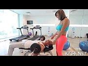 Ebony spanking thai massage privat