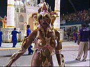 garota carnaval do Brasil