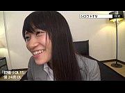 【素人初撮り動画】大島◯子激似の敏感美人OLと濃厚潮吹きセックス