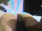 Молодой парень ласкает себя руками на камеру