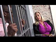 prison a in guy black a fucks bach lynn Amber
