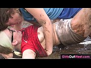 Pigtailed lesbian soccer player gets her hairy ...