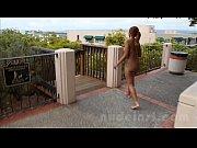 Nude in San Francisco:Hot black teen walks around naked, nude teen l Video Screenshot Preview