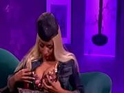 NickI Minaj Play her big boobs