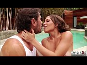 ferrara manuel by massage oil hot a gets lily pornstar brunette Gorgeous