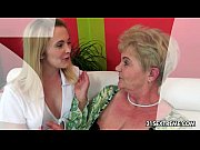Lady Bella and Cristal Rose - Old Young Lesbian...