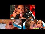Порно видео жёсткий анальный групповой фистинг