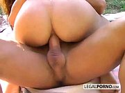 Rough Outdoor Ass-fucking Threesome NL-16-02