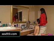 Секс с 2 девушками на квартире