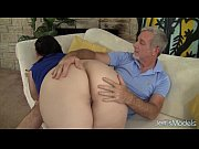 Чулки и трусы под юбкой у пожилых