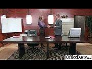 Отттрахал секретаршу в колготках и юбке
