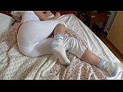 Женщины в чулках с поясом видео
