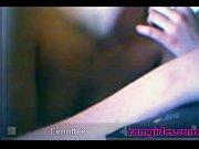 Видео секс на столе с подругой стоя
