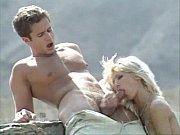 Nanna Gibson fazendo vídeo de sexo ao ar livre