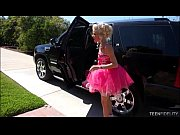 Beauty Pageant Princess Halle Von Filled With B...