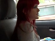 Redhead Emo car driving horny, car driving teacher sex with Video Screenshot Preview