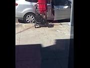 rojo vestido en Madura