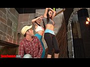 Alexis Grace and Michelle Peters Ballbusting CB...