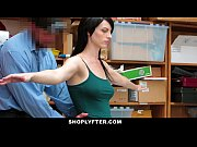 Shoplyfter - skinny teen ...