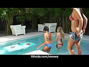 Порно видео молодая лесби пристает к старой русское