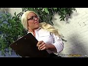 Busty Cougar Alexis Dia...