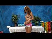 Красивая евреечка на кастинге порно