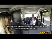 Female Fake Taxi Cabbie...