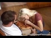 big sausage pizza - mic...