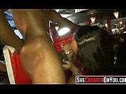 Смотреть онлайн лесбиянка лижет у сиськастой лесби большую жопу