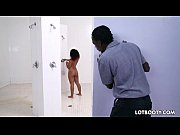 Picture Ebony thight butt lass Deana Dulce with natu...