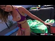 Русской проститутку трахнули в зад