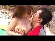 【田中瞳(Hitomi)】男の匂いに眼の色を変えて飛びつく女:ビーチSEX