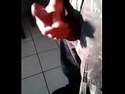 Жена делает массаж члена видео