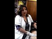 Телесных чулках порно видео