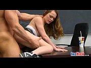 Русский девушка устроила рабу боллбастинг