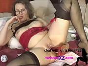 Красивый секс с шикарной брюнеткой онлайн