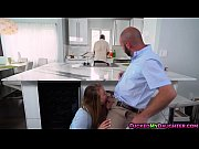 Picture Alyssa Cole seduce and fuck with dad's...