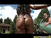 Aninha Melo gets her HUGE ass worshipped and re...