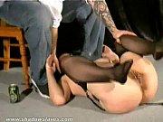 Порно ролики негры большими членами трахают блондинок