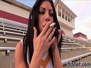 Первый раз страстно в попу на видео больно