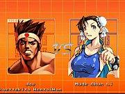 MuGeN (Ep12)-(- Joe Beats Chun Li's Tight Pussy -)