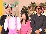 【杉崎夏希】可愛いミニマム系女子アナにメイドコスプレをさせてファックw