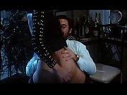 Трахнул мамку в платье из секс шопа в короткой юбке